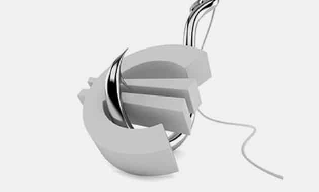 Euro hameçonné