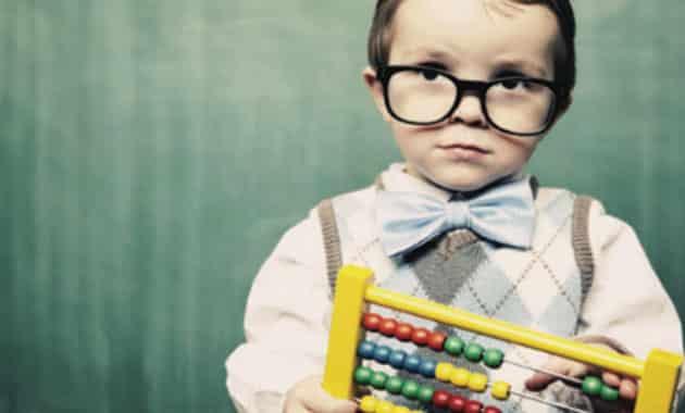 enfant expert comptable