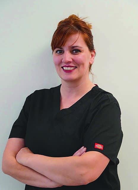 Marie-Elodie Bélot Assistante Dentaire