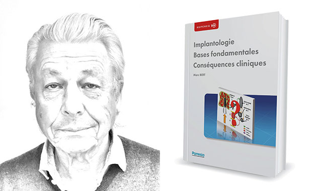 Le docteur Marc Bert et son nouveau livre