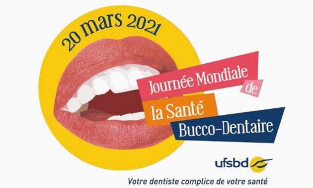 Journée Mondiale pour la santé Bucco-dentaire
