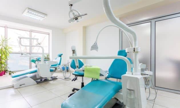 Centre de santé dentaire.