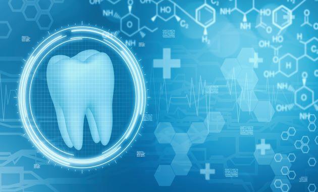Recherche dentaire.